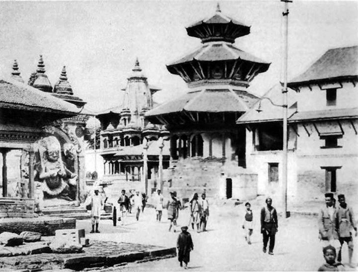 काठमाडाैंका नेवारले ठूलो मूल्य चुकाएको २२३ वर्षअघिकाे महामारी